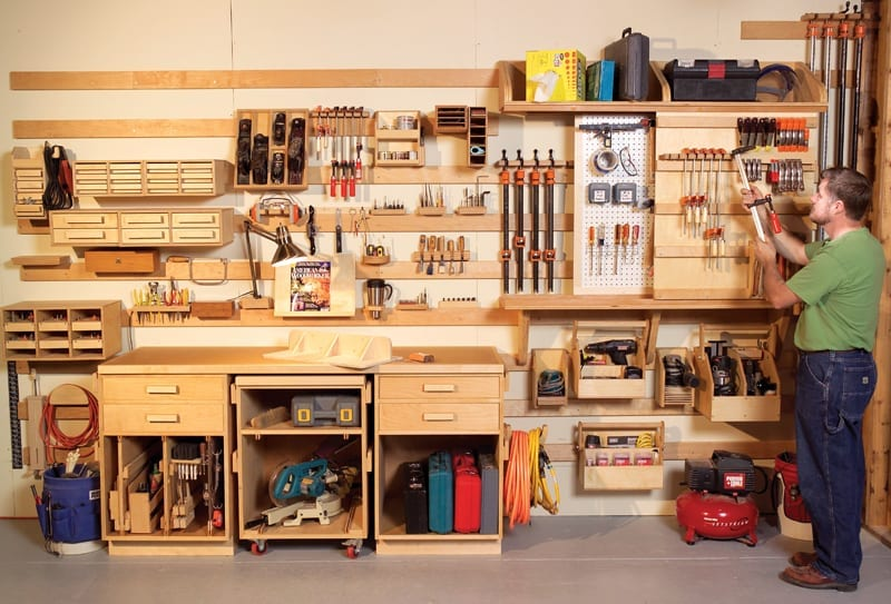 shop woodworking