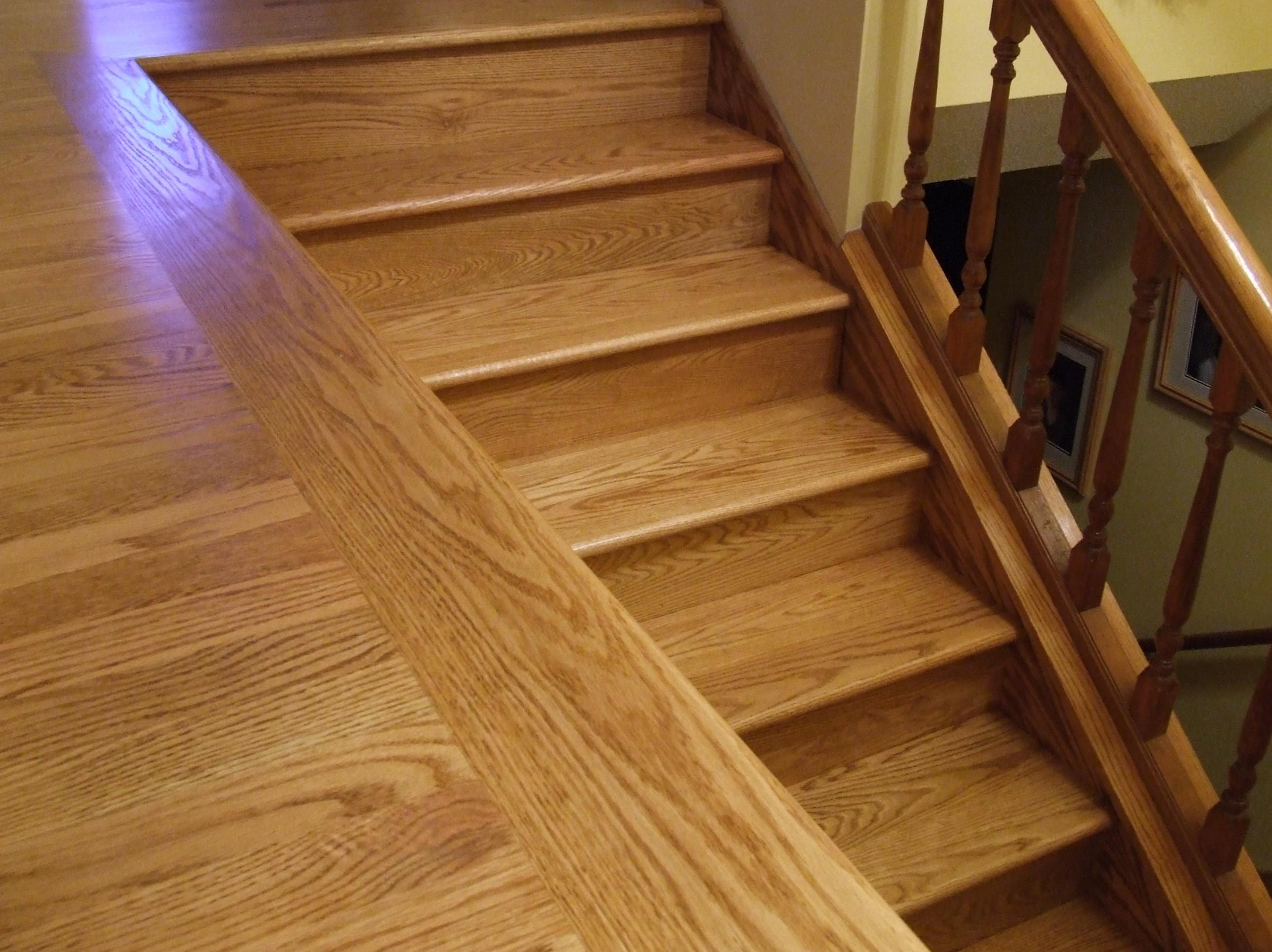Installing hardwood floors is explained in detail for Laying hardwood floors