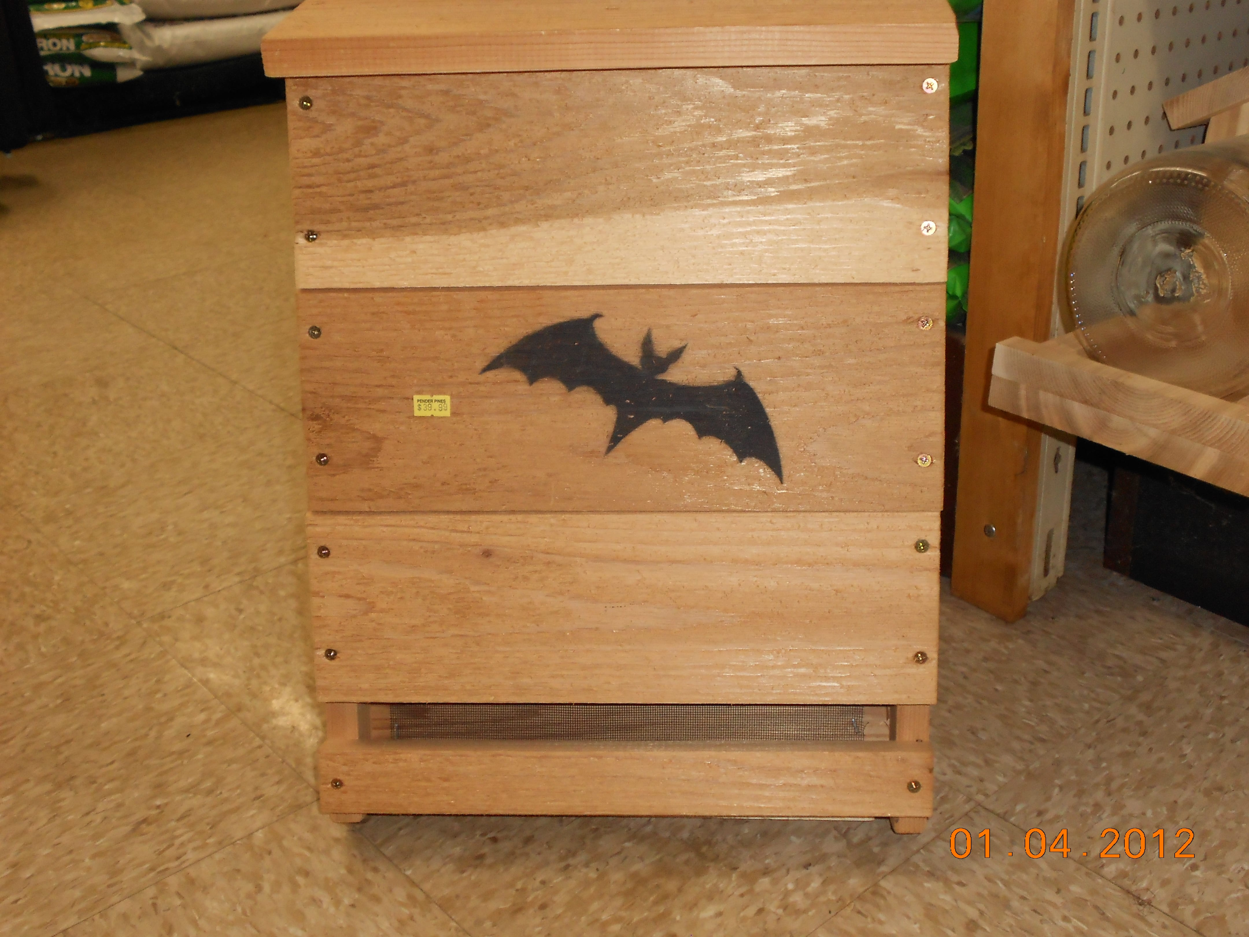 Building A Bat House To House Those Great Little Creatures