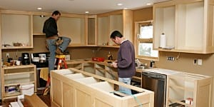Installing Kitchen Cabinets Cabinet Install Photo Gallery