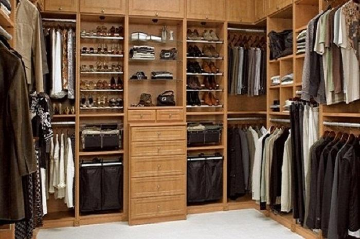 Closet organizers wonderful woodworking for How to design closet storage