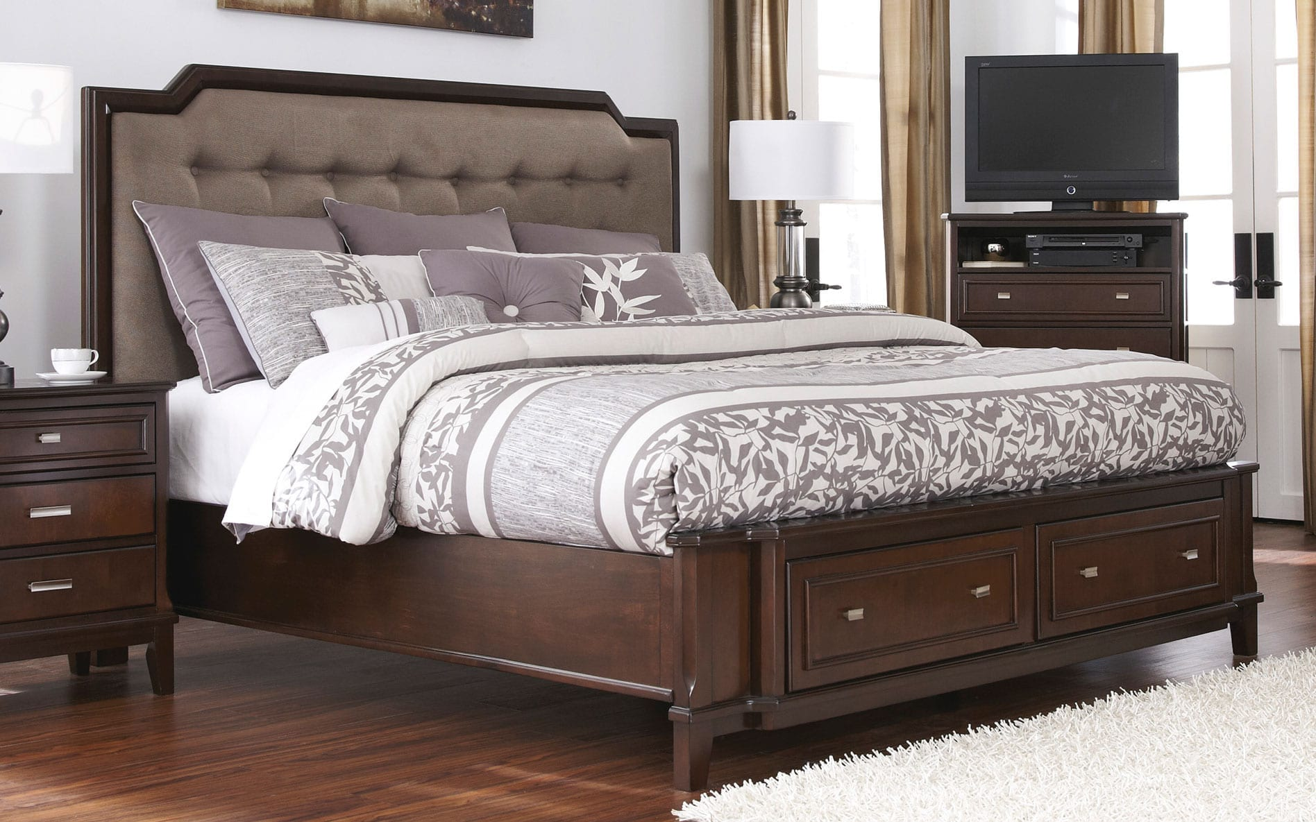 King Size Beds - Size Beds