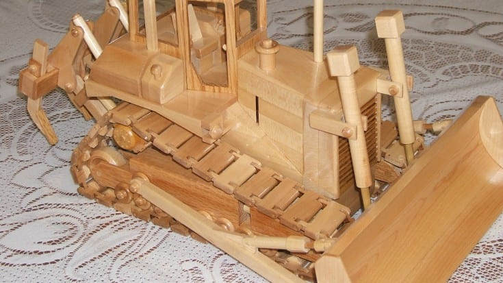 The Joys Of Wooden Toy Replicas